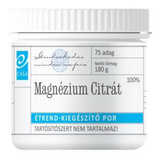 Casa magnézium citrát - 180g