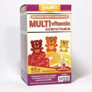 JutaVit Multivitamin Gumivitamin - 60db