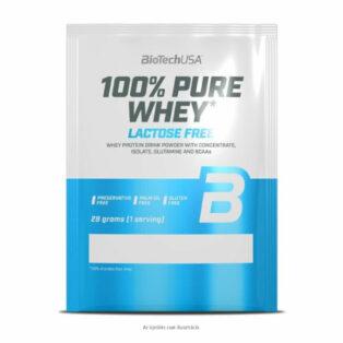 BioTech USA 100% Pure Whey mogyoró - 28g