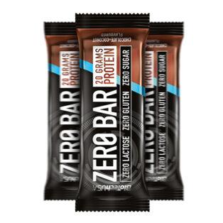 BioTech USA Zero Bar protein szelet csokoládé - kókusz - 50g