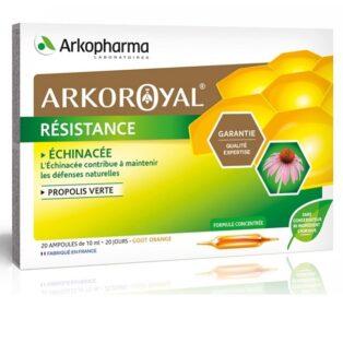 Arkoroyal Zöld propolisz + Echinacea ampulla - 20x10ml