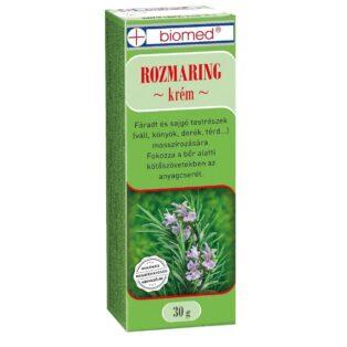 Biomed Rozmaring krém - 30g