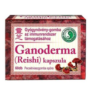 Dr. Chen Ganoderma kapszula - 60db