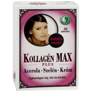Dr. Chen Kollagén Max Plus tabletta - 30db