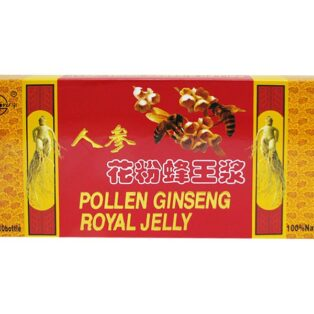 Dr. Chen Pollen Ginseng Royal Jelly ampulla - 10x10ml