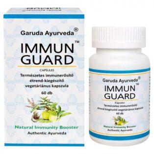 Garuda Ayurveda Immun Guard vegán kapszula - 60db