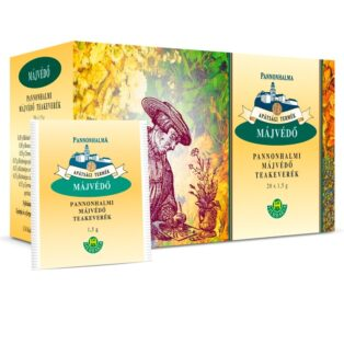 Pannonhalmi májvédő tea - 20 filter