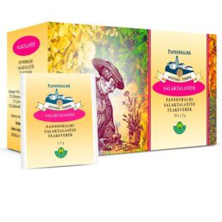 Pannonhalmi salaktalanító tea - 20 filter