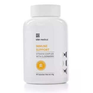 USA Medical Immune Support kapszula - 60db