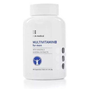 USA Medical Multivitamin for Men kapszula - 60db