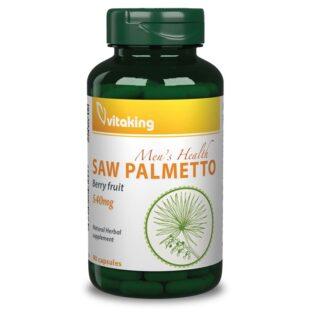Vitaking Fűrészpálma tabletta - 90db