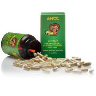 AHCC Alfa-glükán Immunerősítő kapszula - 30db