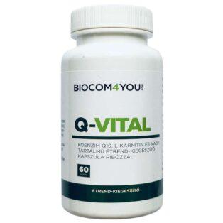 Biocom Q-Vital kapszula - 60db