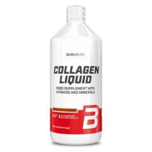 BioTech USA Collagen Liquid trópusi gyümölcs - 1000ml