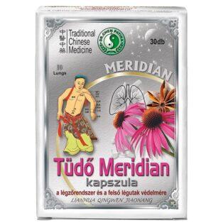 Dr. Chen Tüdő Meridian kapszula - 30db