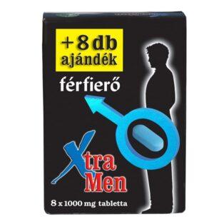 Dr. Chen Xtramen férfierő tabletta - 8+8db