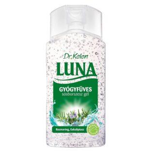 Dr. Kelen luna sósborszesz gyógyfüves gél - 150 ml