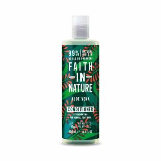 Faith in Nature Aloe Vera hajkondícionáló - 400ml