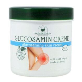 Herbamedicus Glükozamin krém - 250ml