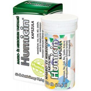 Humicin makro- és mikroelem kapszula - 60db