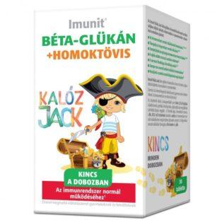 Imunit Kalóz Jack tabletta - 30db
