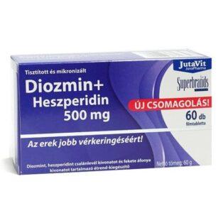 Jutavit diozmin + heszperidin tabletta - 60 db