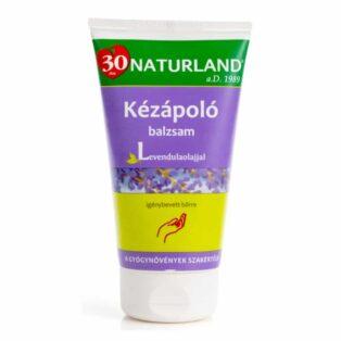Naturland levendulás kézápló balzsam - 120ml