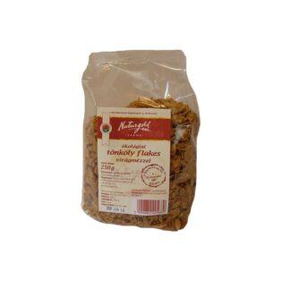 Naturgold bio tönköly flakes mézes - 250g
