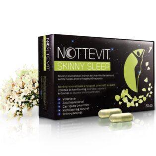 Nottevit Skinny Sleep kapszula - 30db