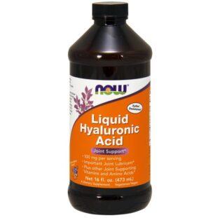 Now Liquid Hyaluronic Acid - 473ml