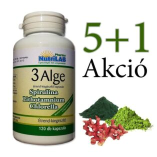 Nutrilab 3 Alge - Spirulina