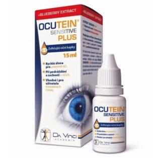 Ocutein Sensitive Plus szemcsepp - 15ml