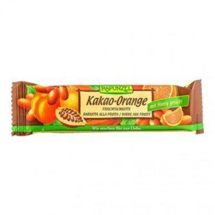 Rapunzel BIO kakaó-narancs gyümölcsszelet - 40g