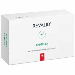 Revalid haj és körömregeneráló kapszula - 30db