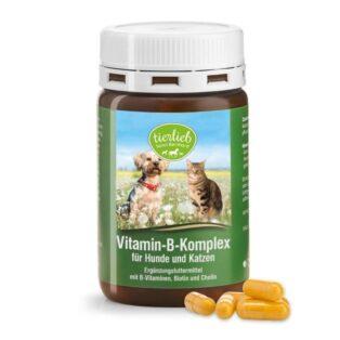 Sanct Bernhard B-vitamin Komplex Kutyáknak és Macskáknak kapszula - 120db