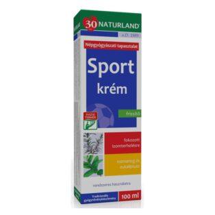 Naturland sport krém - 100 ml