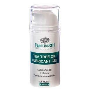 Dr. Müller Tea Tree Oil teafa síkosító gél - 50ml