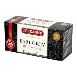Teekanne Earl Grey tea filteres - 20db