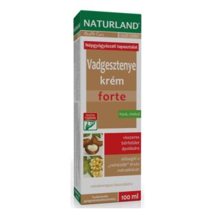 Naturland vadgesztenye krém forte - 100 ml