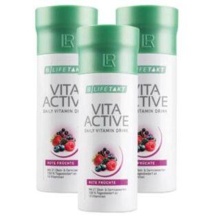 LR Health & Beauty Vita Aktív vitamin ital - 3x150ml