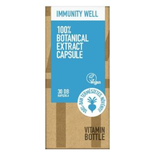 Vitamin Bottle Immunity Well immunerősítő kapszula - 30db