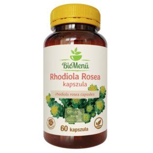 Biomenü Bio Rhodiola Rosea kapszula - 60db