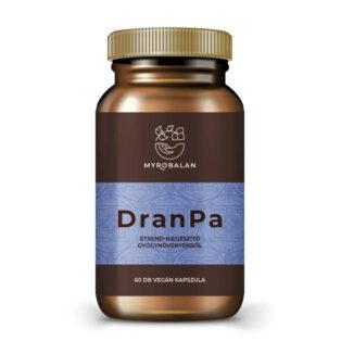 Myrobalan DranPa - agyserkentő, memóriajavító kapszula - 60db