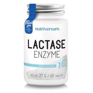 Nutriversum VITA - Laktáz Enzim tabletta - 60db