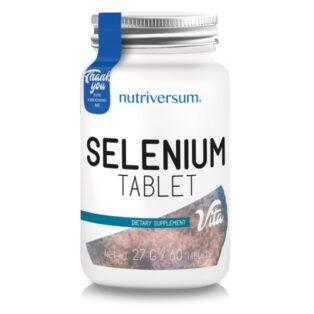 Nutriversum VITA - szelén tabletta - 60db